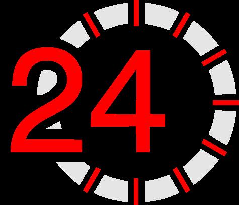 24h całą dobę