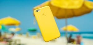 iphone yellow - tani abonament